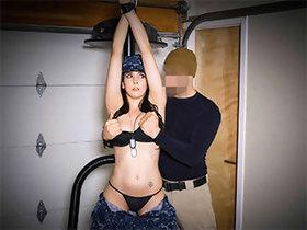 Military Hump Prisoner